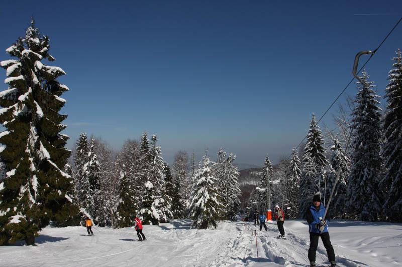 Wyciąg krzesełkowy w Czarnym Groniu otwarty dla narciarzy!