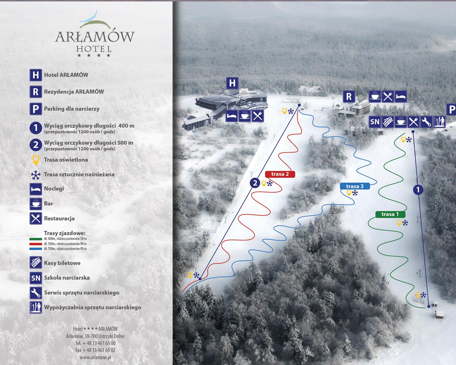 mapa Arlamow2014