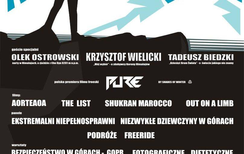"""I Tyski Festiwal Podróżniczy """"Miasto Zdobywców"""""""