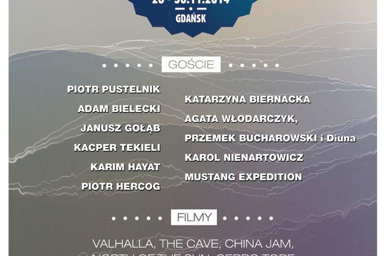 Gdański Festiwal Górski 2014
