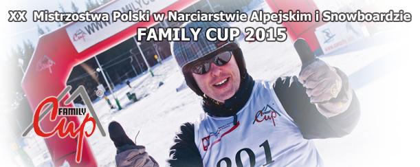 Kolejny weekend z zawodami Family Cup – tym razem Kluszkowce i Warszawa