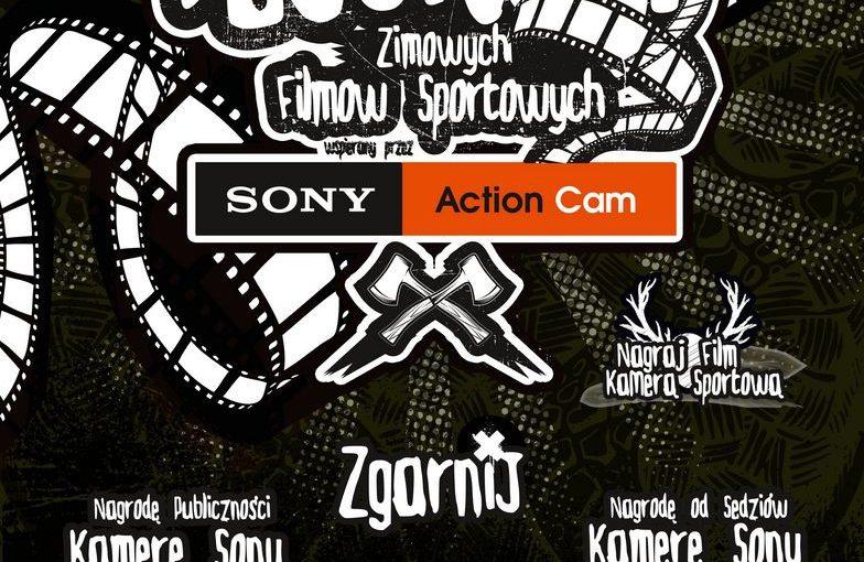 Festiwal Zimowych Filmów Sportowych – opublikuj swój film i zgarnij kamerę