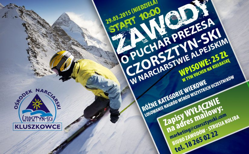 Zawody o Puchar Prezesa Czorsztyn-Ski