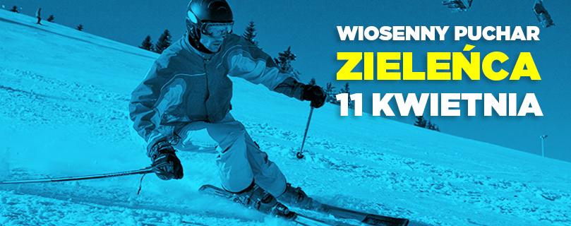 Wiosenny Puchar Zieleńca na zakończenie sezonu narciarskiego