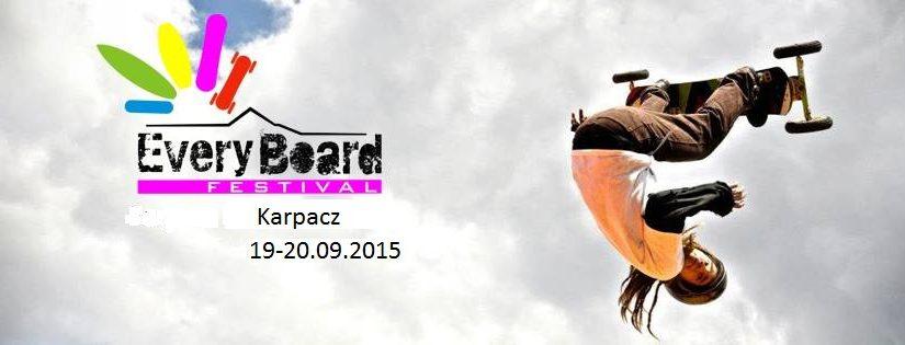 EveryBoard Festival 2015 – memoriał Kuby Futka Futerhendlera