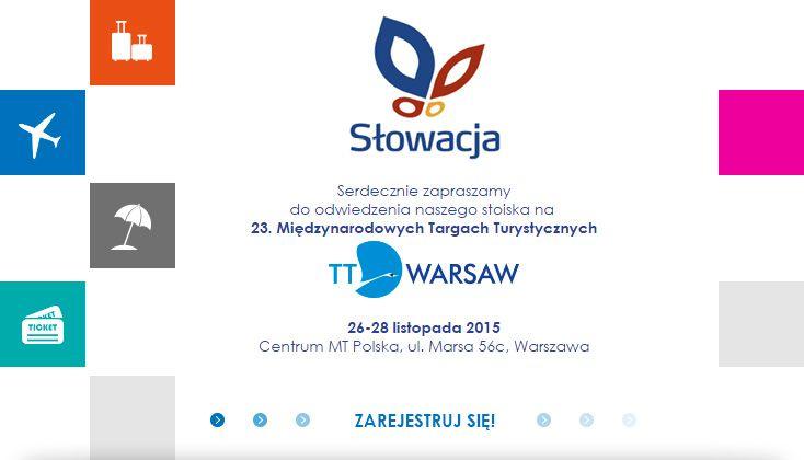 Slowacja zaprasza na TT Warsaw 2015
