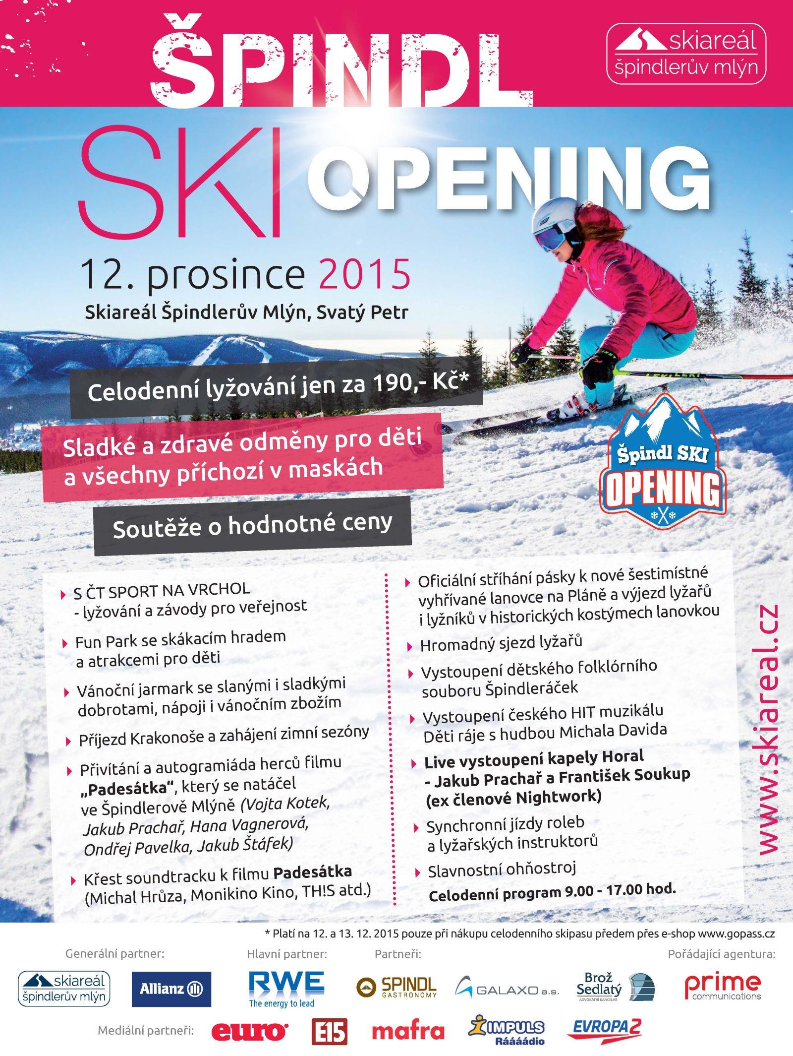 SpindleruvMlyn SKIOPENING 2015