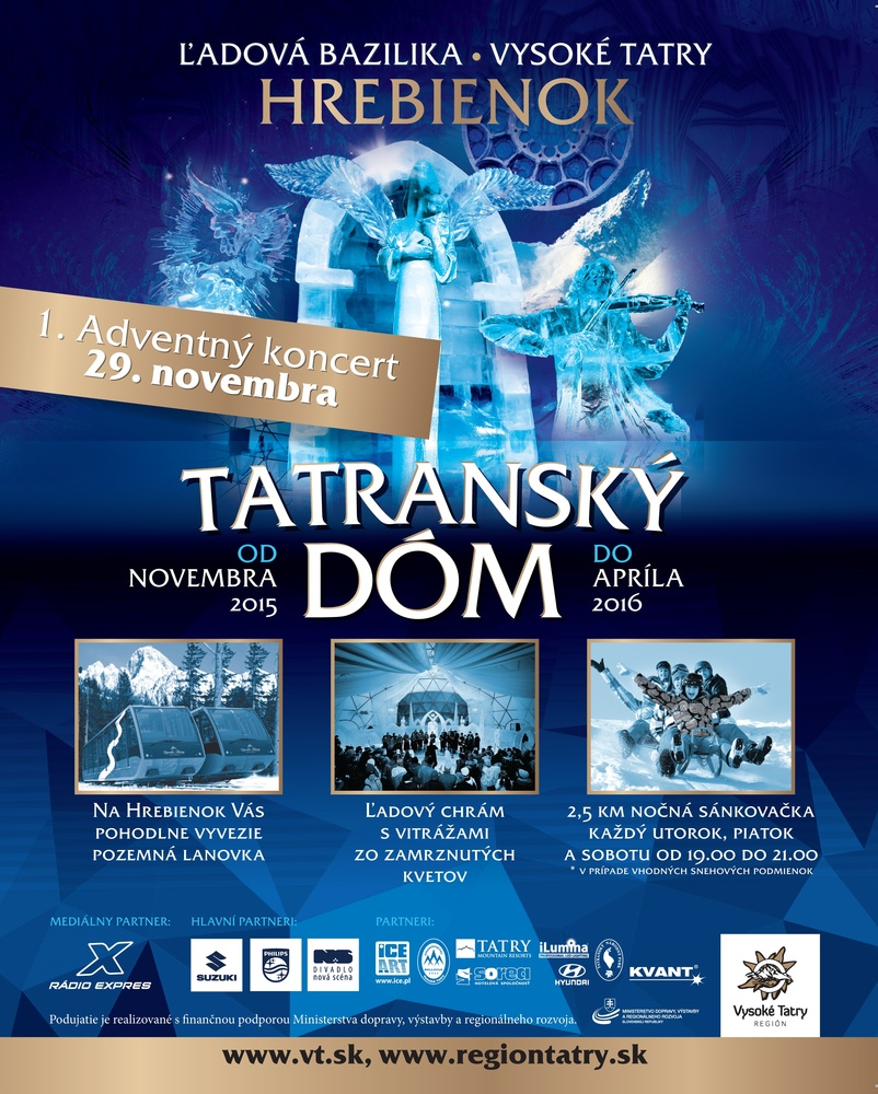 Tatransky-Dom opening