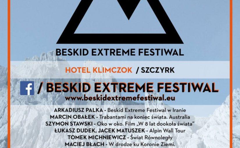 Druga Edycja Beskid Extreme Festiwal w Szczyrku