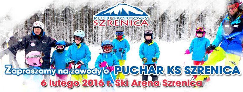 Zawody narciarskie o Puchar KS Szrenica 2016