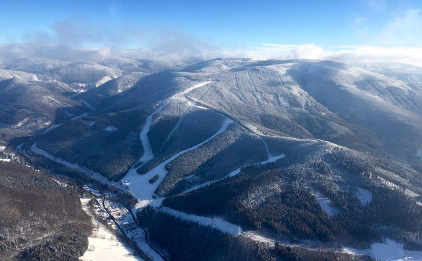 Aktualne informacje z ośrodka narciarskiego KOUTY