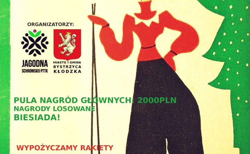 Rakietna 2016, czyli mistrzostwa Polski w biegu na rakietach śnieżnych