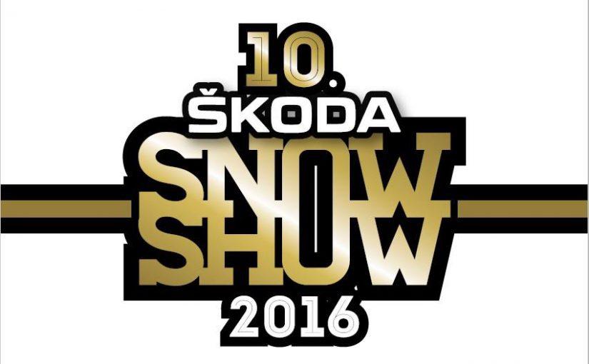 Škoda SNOW SHOW 2016, czyli cykl imprez après-ski na Słowacji