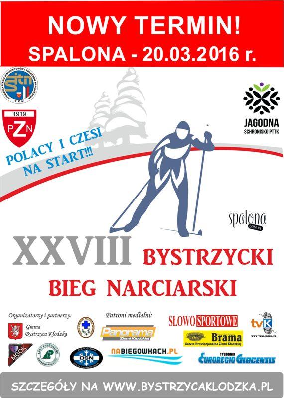 bystrzycki bieg narciarski 2016