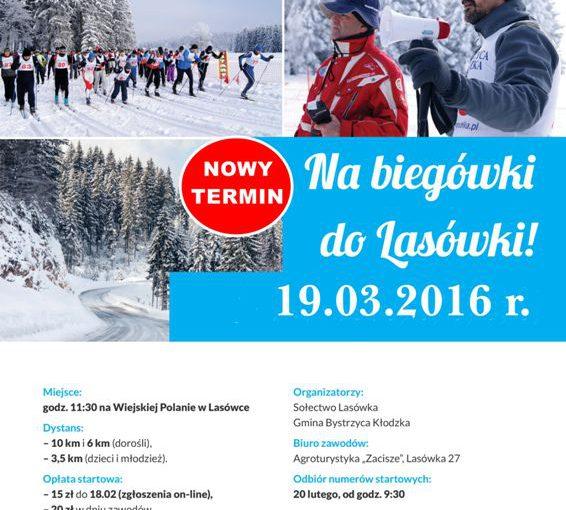 Zawody biegowe w Górach Bystrzyckich i Orlickich przełożone na marzec