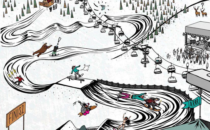 LibTech Banked Slalom 2016 – Wierchomla