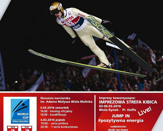 Puchar Świata w skokach narciarskich 2016 w Wiśle