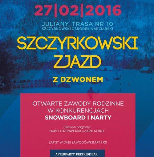 Szczyrkowski Zjazd z Dzwonem 2016
