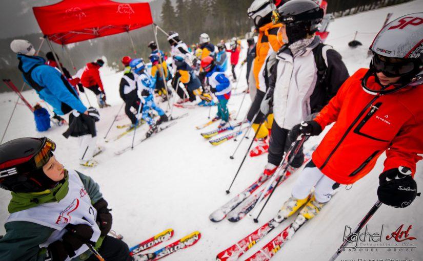 Zimowe Family Cup 2017 na Górze Kamieńsk