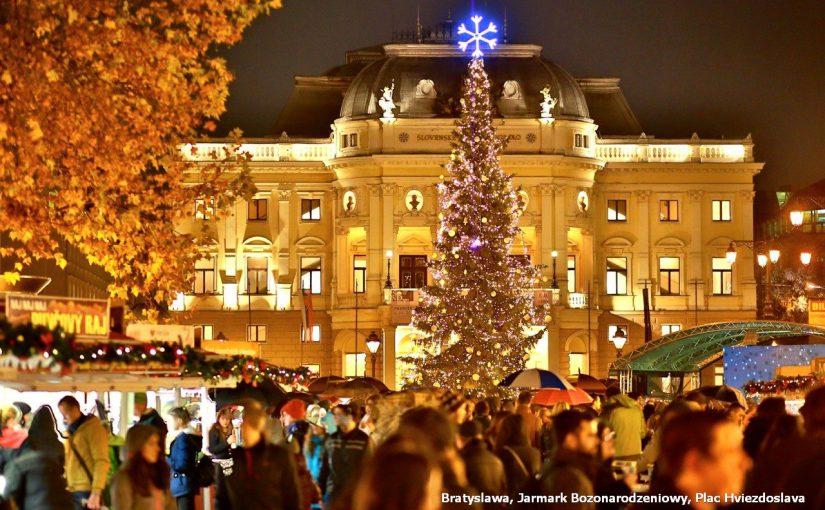 Jarmarki bożonarodzeniowe również na Słowacji