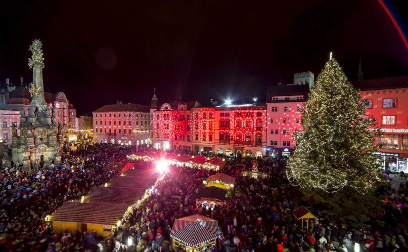 Magiczne jarmarki bożonarodzeniowe w Czechach w roku 2016