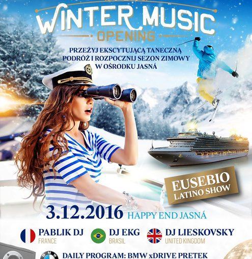 Winter Music Opening Jasna 2016