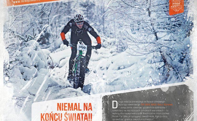 Monteria FAT BIKE RACE Góry Stołowe 2017