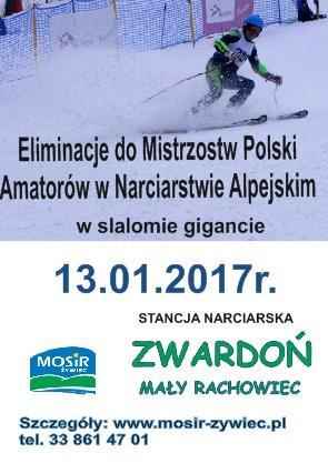 W Zwardoniu wystarują MPA w narciarstwie alpejskim 207