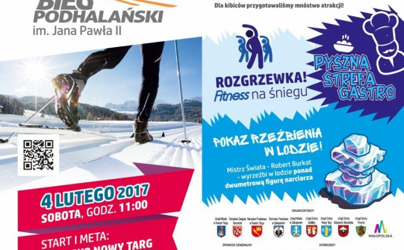 Bieg Podhalański 2017