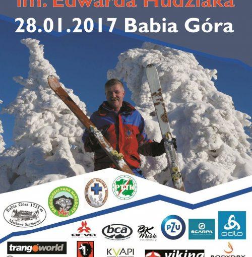 Zawody skiturowe na Babiej Górze