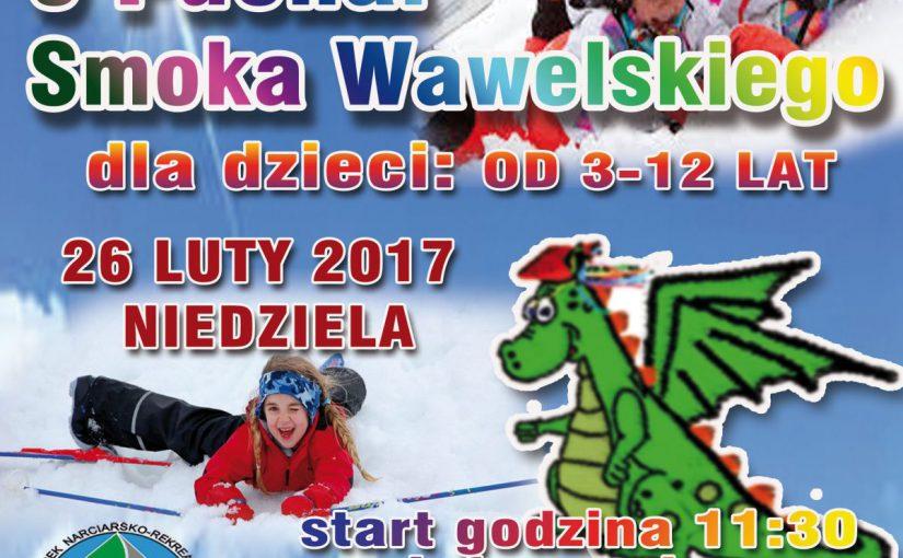 VII Zawody o Puchar Smoka Wawelskiego w Podstolicach