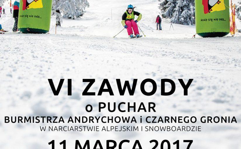 VI Zawody o Puchar Burmistrza Andrychowa i Czarnego Gronia
