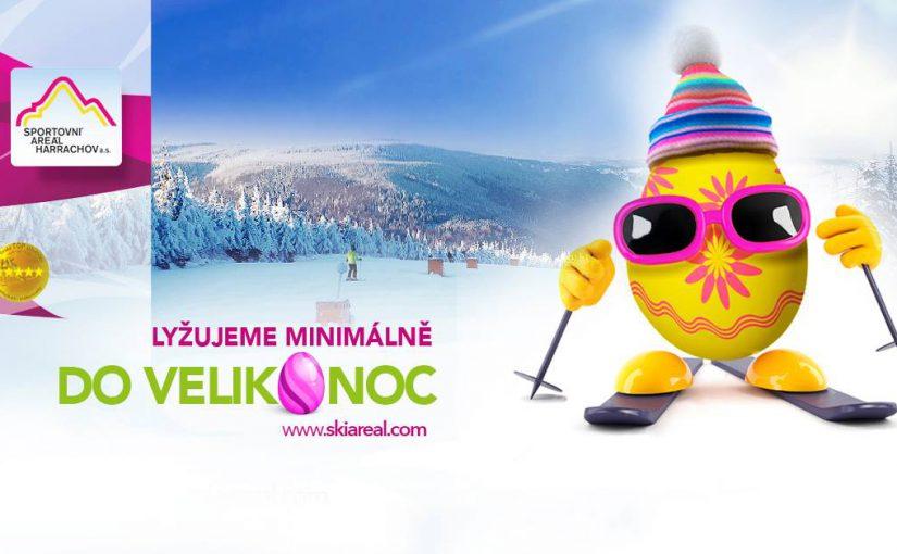 W Harrachovie sezon narciarski (do tego tańszy) potrwa aż do Wielkanocy