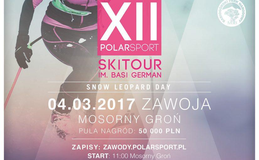 XII Polar Sport Skitour oraz Snow Leopard Day 4 marca w Zawoi