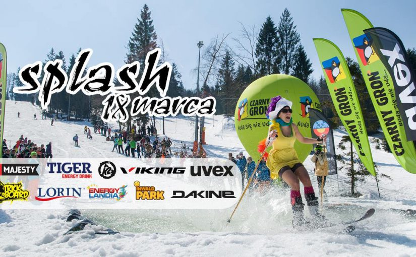 Splash Czarny Groń 2017