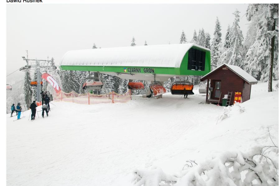 Czarny Gron Stacja narciarska 7