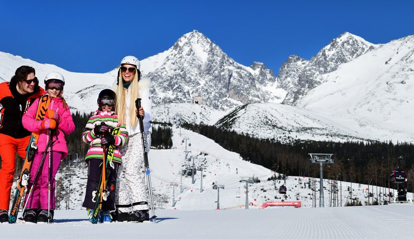 Startuje sezon narciarski w Tatrzańskiej Łomnicy!!!