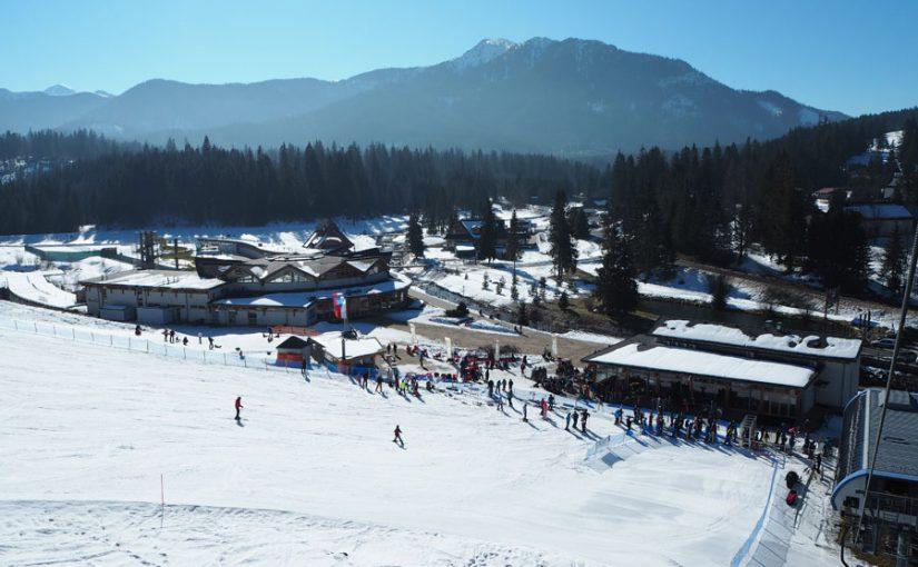 Skipark Meander Oravice zakończył sezon narciarski 2017/2018