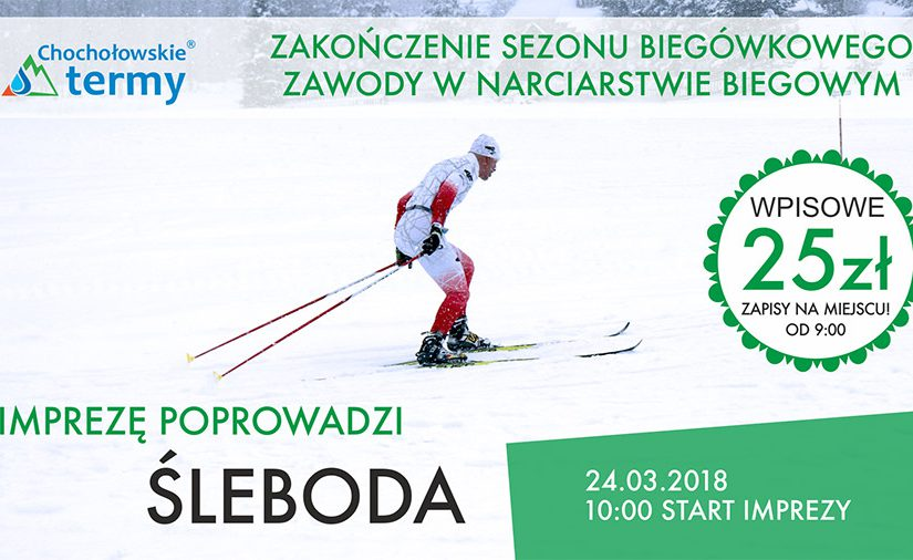 """""""Szpakowski i Szaranowicz"""" po góralsku na zakończenie sezonu biegówkowego w Chochołowie"""