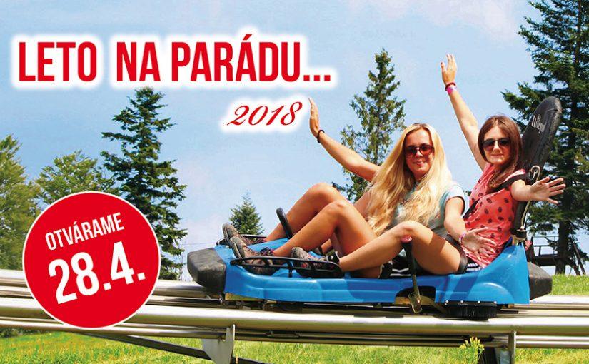 Snowparadise Wielka Racza rozpoczyna sezon letni!!!